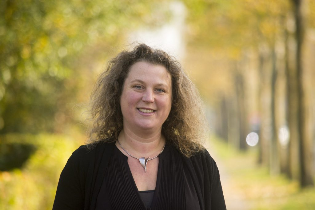 Karin Akkers voelde zich welkom in Schaijk